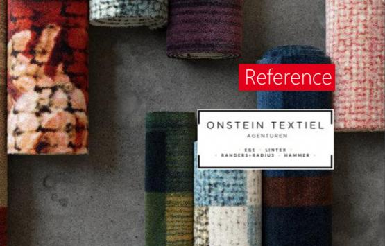 Onstein Textiel agenturen