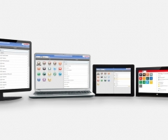 CAS CRM responsive design