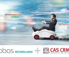 ERP en CRM meer samen door Abas Nederland en CAS CRM