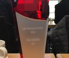 Two Visions Premium Partner van CAS Software AG