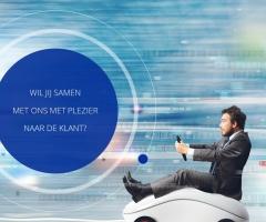 Two Visions zoekt business partner (ICT bedrijven)